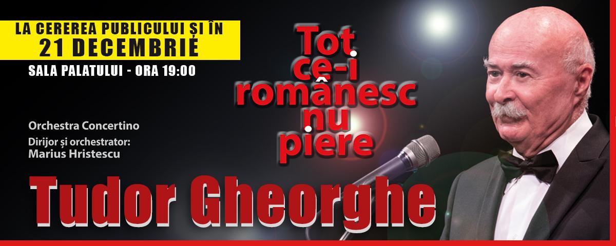 TG Tot ce i romanesc slide site Tudor Gheorghe